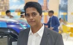Santosh Nair quits HP