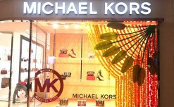 Michael Kors celebrates Diwali with beautiful window displays