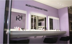 KIKO MILANO unveils Experiential Zone at Ambience Mall, Gurgaon outlet