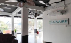 Luxaire Luxury Fans open its first experience store in Kochi