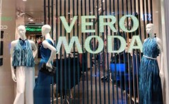 Premium collection, stylish decor make Vero Moda's new window a head turner