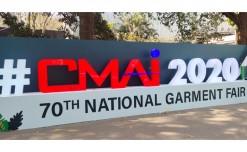 CMAI hosts 70th National Garment fair in Mumbai