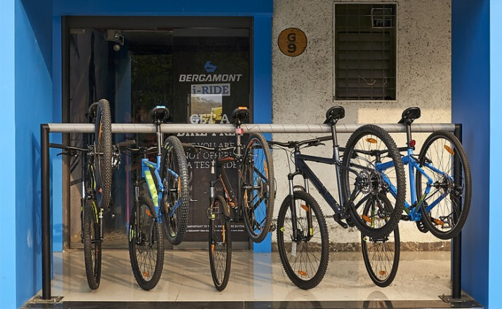 German Bike brand Bergamont launches its first concept store in India