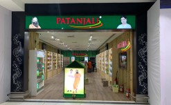 JHS retail to set up Patanjali stores across all Indian Airports