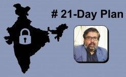 #21-day plan : 'Don't lock your minds' : Amit Mohta