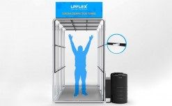 LPFLEX launches sanitization tunnel & kiosk