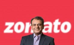 Mohit Gupta elevated as Zomato Co-founder