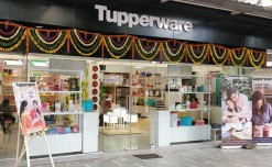 Reopens : Tupperware India resumes retail operations