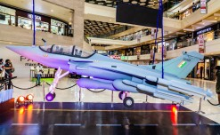 Pacific Mall commemorates Independence Day with 'Wings of Valor'