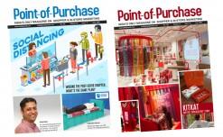 Point of Purchase magazine undergoes shift