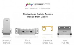 Godrej Locks forays into contactless products segment