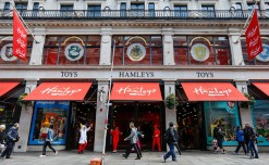 Hamleys to restore its London retail store
