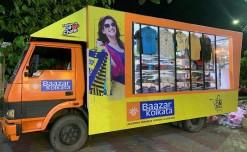 Bazaar Kolkata introduces its first fashion retail truck 'Baazar On Wheels'