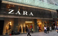 Zara opens Asia's largest store at Beijing