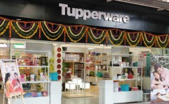 Tupperware continues its strong expansion with 10 new stores