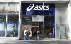 ASICS continues enormous expansion; to open 5 more stores