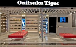 Onitsuka Tiger opens one of Its biggest stores in India
