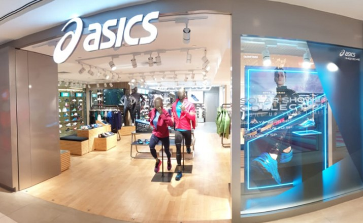 ASICS opens its second store in Kolkata