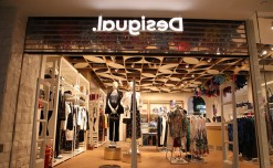 Desigual celebrates difference with its ethnically chic design