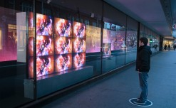 Lightbox partners with FrontRunner to modify empty retail windows into digital signages