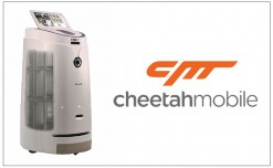Cheetah Mobile introduces Fanbot to recognize and approach  potential consumers
