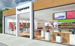 Tupperware ticks off another store launch from the list of aggressive expansion