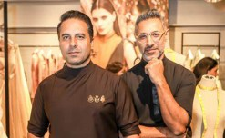 Designers Shantanu & Nikhil opens their third flagship store in Delhi