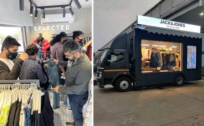 Bestseller India introduces a pop-up fashion truck in Mumbai
