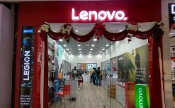 Lenovo to open 100 new exclusive stores