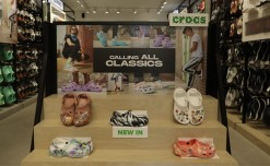 Crocs opens India's  biggest store at Connaught Place, New Delhi