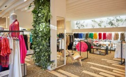 United Colors of Benetton unleashes a smart boutique in Florence