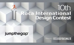 Roca launches 10th edition of design contest jumpthegap®