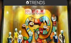 Have fun @ home, stay positive - Reliance Trends' new message