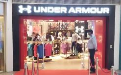 Under Armour launches store in Dehradun