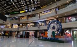 Pacific Mall creates 'Pledge to Vaccinate' I-Day Decor