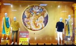 Trends heralds the festive season with Ganesha windows