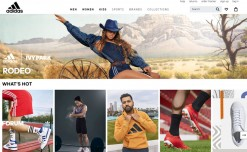 Adidas India launches digital flagship store
