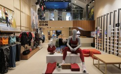 Adidas launches first flagship store in India