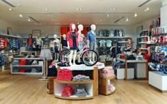 GAP opens its second store in Delhi