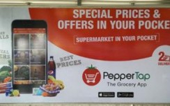 Grocery delivery app PepperTap acquires Jiffstore