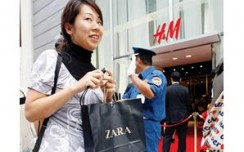Zara faces the H&M heat