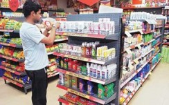 FMCG sales growth slows to 3.2% in Apr-Jun
