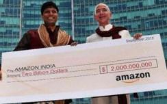Jeff Bezos reminds Flipkart he is the boss