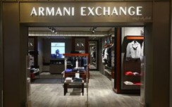 Armani Exchange celebrates its first store launch in South India