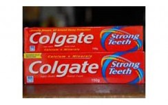 Colgate keeps its smile on