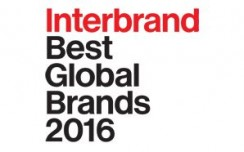Interbrand Releases 2016 Best Global Brands Report: Retail is the Top Growing Sector, increasing 19 percent