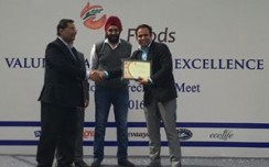 LT Foods Awards Axiom for quality consistency and on-time delivery