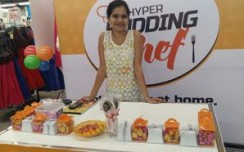 HyperCITY hosts in-store activity for budding chefs