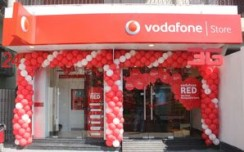 Vodafone launches second global design store in Kolkata