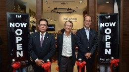 KAI opens India's first store in New Delhi